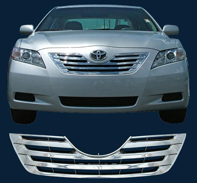 Dodge Ice Charger >> Toyota Camry Accessories - 2007 2008 2009 2010 2011 Toyota Camry Parts - Toyota Camry Grills ...