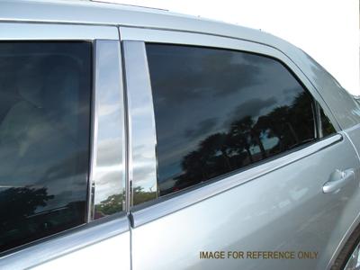 Chrome Pillar Post Covers For Most Vehicles Custom
