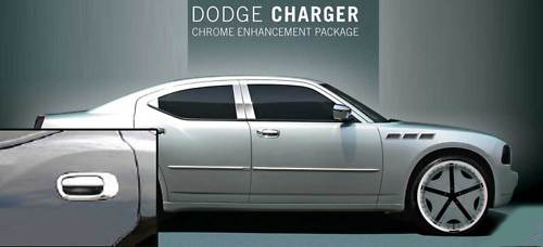 Dodge Charger Accessories Dodge Charger Grills Dodge