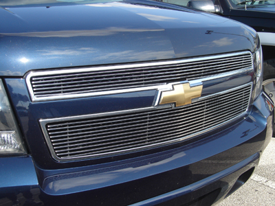 Chevy Tahoe Chrome Accessories Grills Mirror Covers Custom Aftermarket Parts Stainless Steel Gas Caps