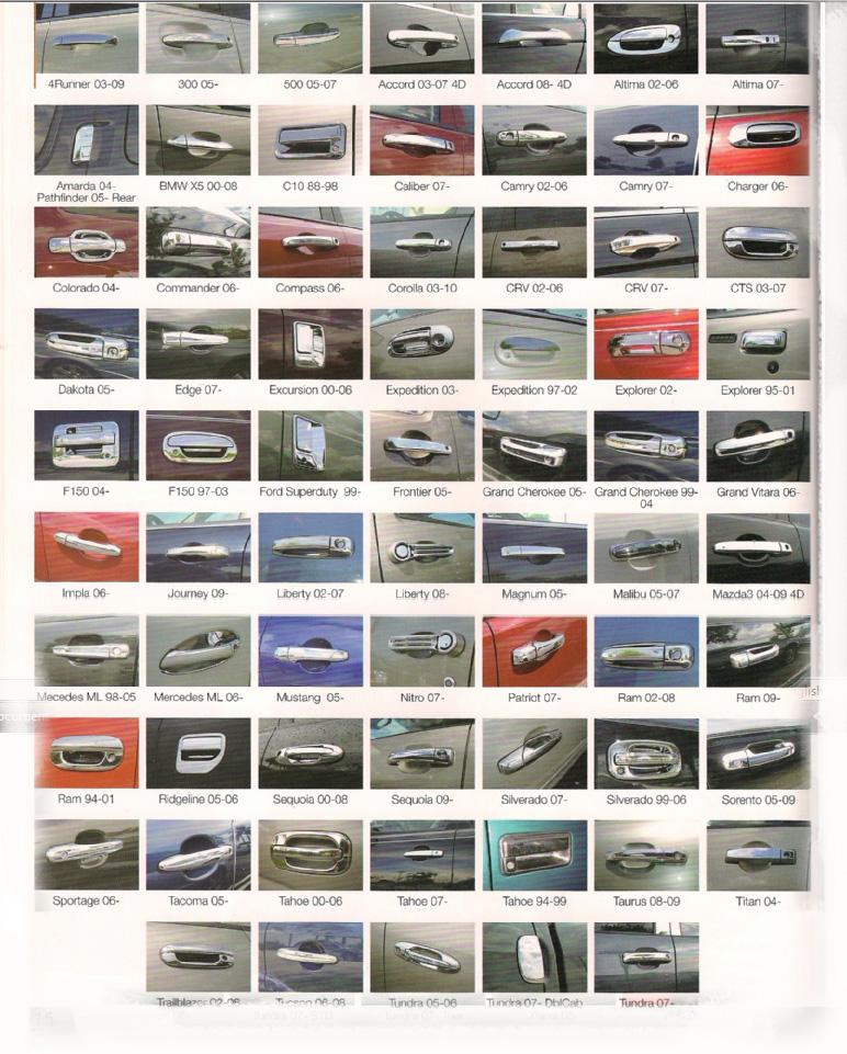 Custom Car Door Handles custom car & truck accessories super store - custom grills